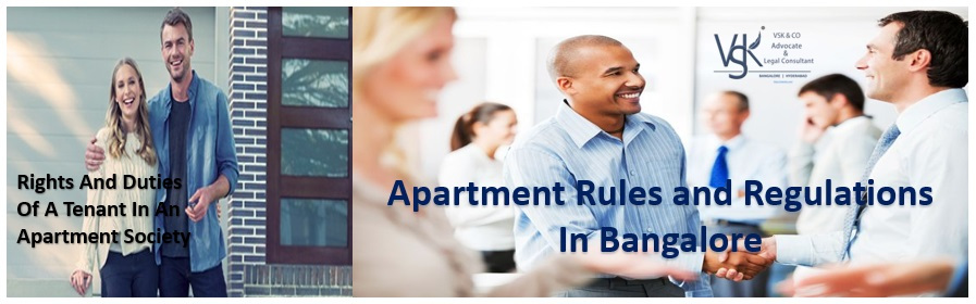 Apartment Rules and Regulations