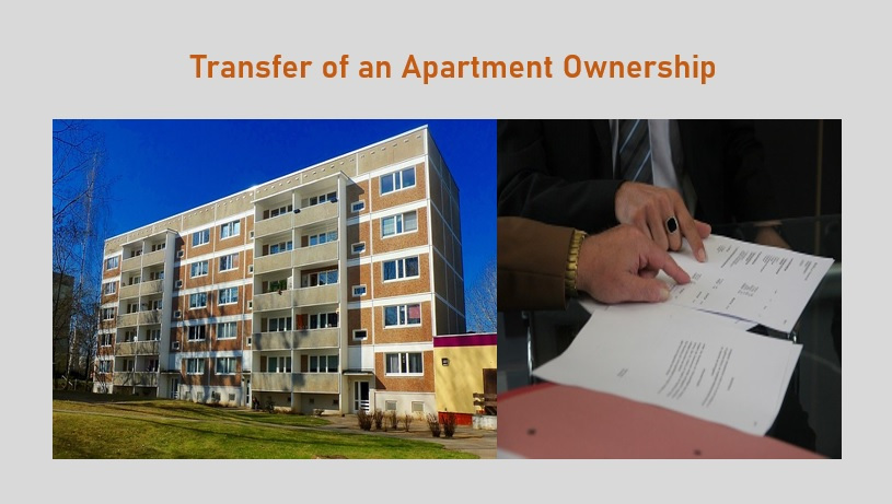 Transfer of apartment ownership