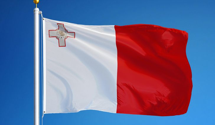 Malta Flag » April