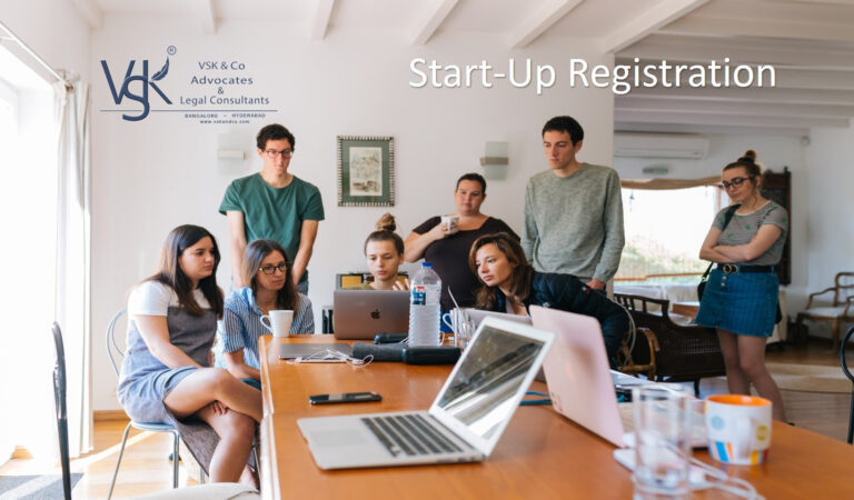 Startup Company Registration
