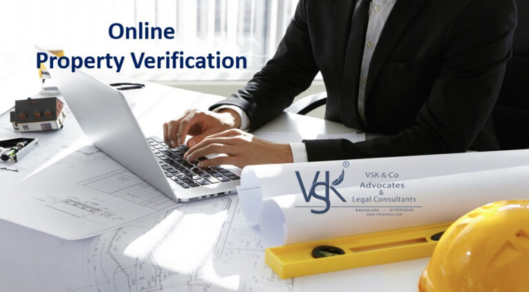 Online Property Verification Bangalore